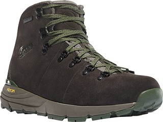 "Mountain 600 4.5"" Dark Brown/Green-Danner"