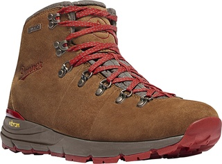 "Danner 62245 Mountain 600 4.5"" Brown/Red-"