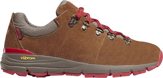 "Womens Mountain 600 Low 3"" Brown/Red-"
