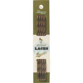 "Laces 63"" Brown/Multi-"