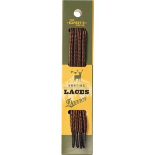 "Laces 63"" Black/Tan-"