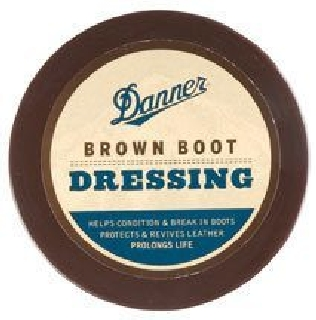 Boot Dressing Brown-Danner