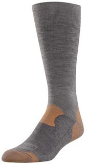 Lightweight Hiker Crew Grey/Rust-