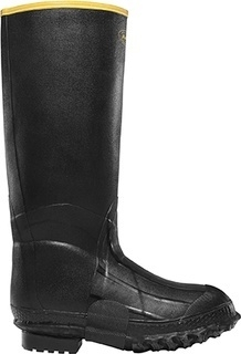 "ZXT Knee Boot 16"" Black Foam-LaCrosse"