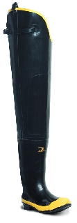 "Economy Hip Boot 32"" Black ST-"
