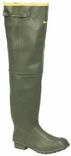 "ZXT Irrigation Hip Boot 26"" OD Green"