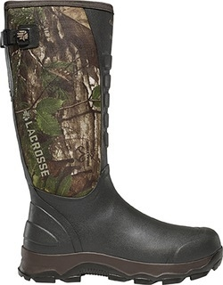 "4x Alpha Snake Boot 16"" Realtree Xtra Green-"