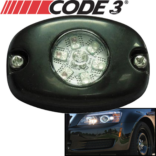 Code 3 6-Pak Hide-A-Blast LED-jacksuniforms
