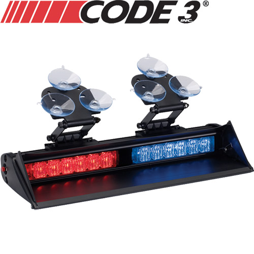 Code 3 XT602xxSS LED Interior Light-jacksuniforms