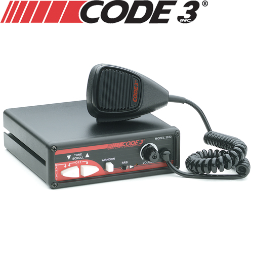 Code 3 Scorpion Siren-