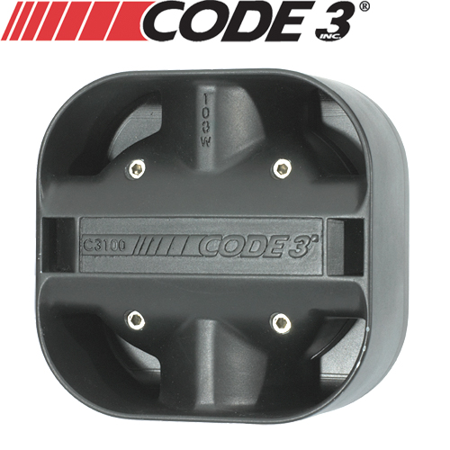 Code 3 C3100 100w Speaker