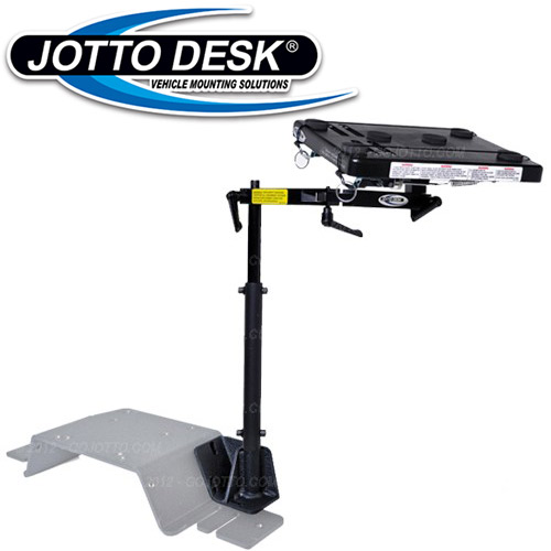 Chevy Impala Police Package Laptop Mount (2006-2013)-jacksuniforms