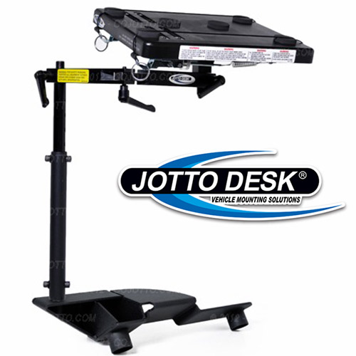 Ford F250 - 550 Laptop Mount (2011+)-jacksuniforms