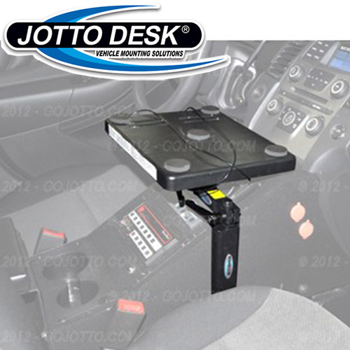 Ford PI Sedan Console Computer Side Mount (2013+)-jacksuniforms