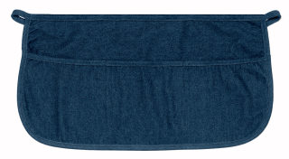 Three Pocket Rounded Denim Waist Apron-DayStar Apparel