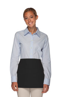 Rounded Six Pocket Waist Apron-