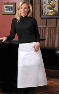 3/4 Bistro w/ Center Divided Pocket & Two Pencil Divide-DayStar Apparel