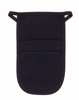 Money Pouch with Attached Ties-
