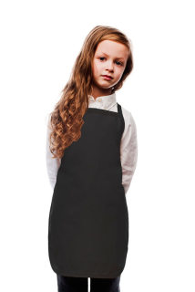 Extra Long No Pocket Child Bib on-Adjustable Neck-DayStar Apparel