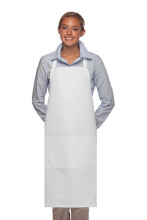 Bib w/ Center Divided Pocket Apron-DayStar Apparel