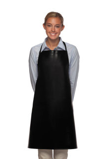 No Pocket Vinyl Bib Apron-DayStar Apparel