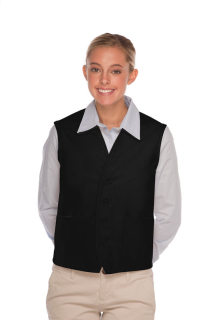 Two Pocket Unisex Vest-
