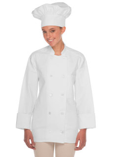 Long Sleeve Chef Coat-