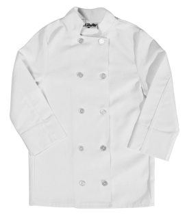 Long Sleeve Child Chef Coat-DayStar Apparel