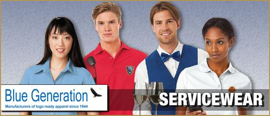 Blue Generation Service Wear