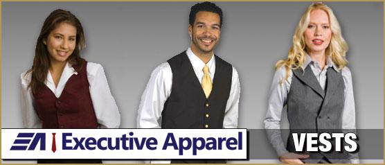 Executive Apparel Vests
