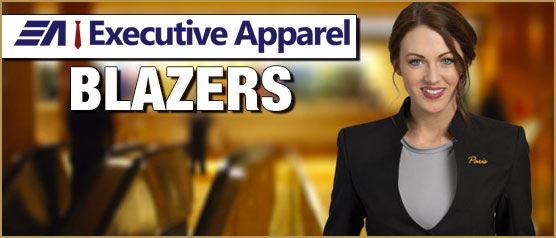 Executive Apparel Blazers and Jackets