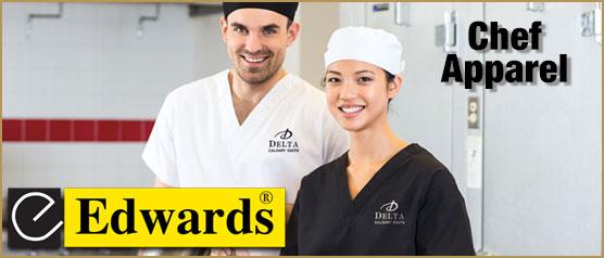 Edwards Chef Apparel