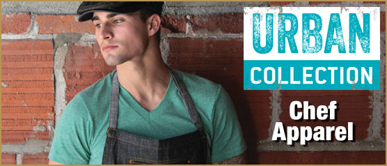 Urban Collection Chef Apparel