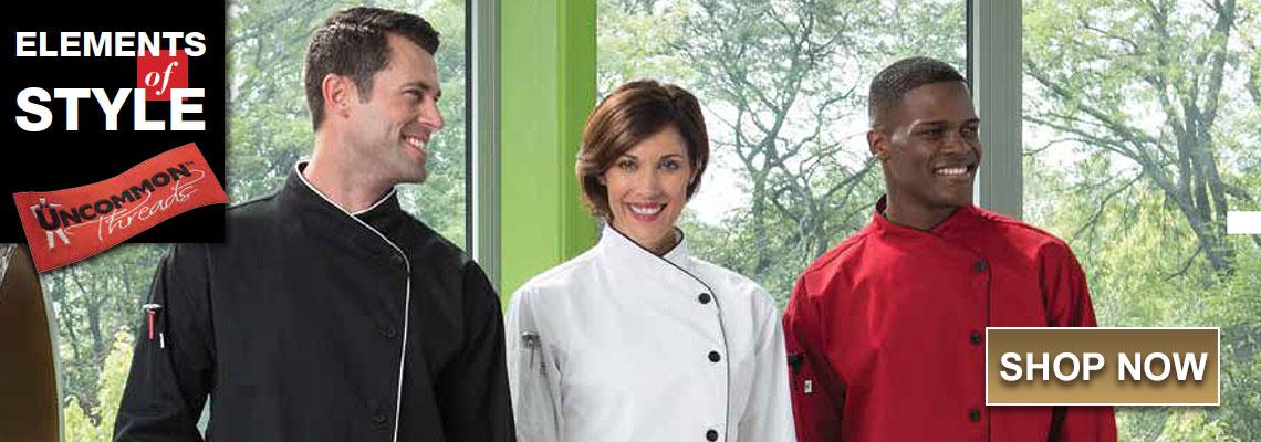 rChef Works Women's Chef Coats