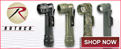 Rothco Flashlights and Gear