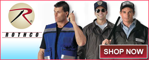 Rothco Security Uniforms