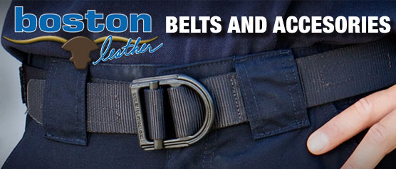 Boston Leather Belts