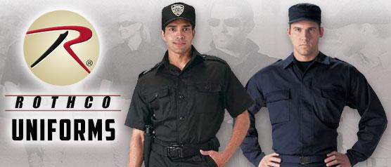 Rothco Uniforms
