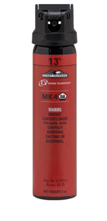 First Defense® MK-4, 1.3% Red Cone-