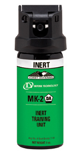 First Defense® MK-2, Inert Foam-
