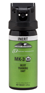 First Defense® MK-3, Inert Cone-