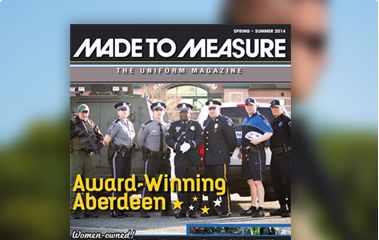 Made To Measure Magazine for Uniforms