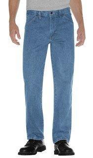 Reg Fit 5 Pocket Jean