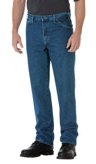 17293 Regular Fit 5 Pocket Jean