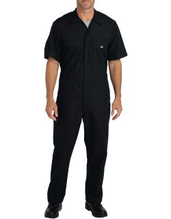 Short Sleeve Flex Coverall