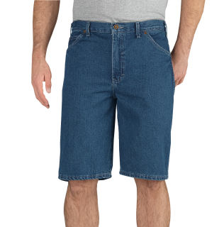 "11"" Regular Fit 6 Pocket Denim Short"