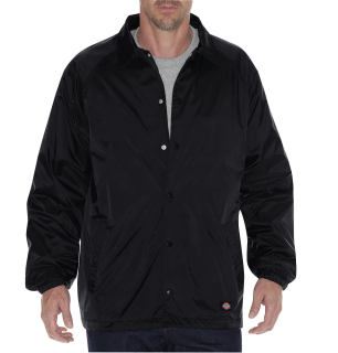 Snap Front Nylon Jacket