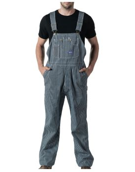 94031 Zip Fly Bib Overall-Big Smith