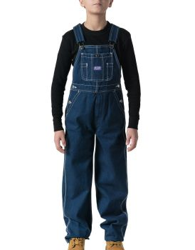 Wsh Denim Bib Overal-Dickies_big Smith