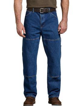 Indigo Utility Jean-